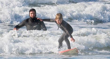 MCM, estudiar en el extranjero. Surf