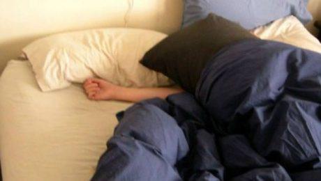 MCM, estudiar en el extranjero. Dormir