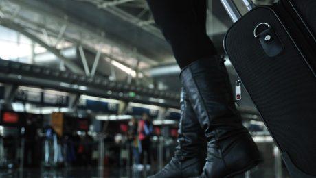 MCM, estudiar en el extranjero. Aeropuerto